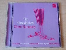 The Chordettes/Close Harmony/2006 CD Album