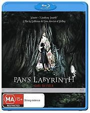 PAN'S LABYRINTH BLU RAY - NEW & SEALED GUILLERMO DEL TORO (HELLBOY) PANS