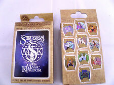 Disney SORCERERS OF THE MAGIC KINGDOM * New & Sealed 2-Pin Villains Mystery Box
