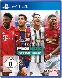 PES Pro Evolution Soccer 2021 Season Update (PS4) (NEU & OVP) (Blitzversand)