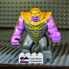 AUTHENTIC Avengers Infinity War LEGO Thanos Minifigure 76131 Big Fig Endgame