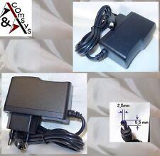 Netzteil Adapter Ladegerät 9V 0.5A 0.7A 0.9A 500mA 800mA 900mA Max. 1A 5.5*2.5