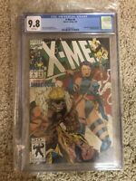 X-Men #6 CGC 9.8 🔑 First Appearance Of BIRDY fresh grade CGC plastic