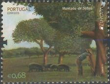 2011 Portugal EUROPA CEPT Stamps - The Forest MNH