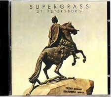 SUPERGRASS - ST. PETERSBURG - CD SINGLE - MINT