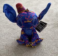 Walt Disney Stitch Crashes Aladdin Soft Toy Rare 🎩 Trusted Seller Fast Post ✅