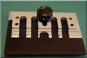 "Photo Etch Bending Tool 4"" Mk IV RTH Hold & Fold"