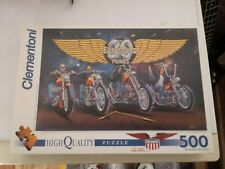 More details for easyriders, david mann limited edition jigsaw new