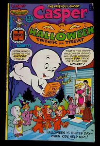 CASPER HALLOWEEN TRICK OR TREAT#1 (Jan.1976, HARVEY COMICS) VF/NM