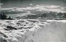 VALBERG c.1935 - Paysage de Montagne  Alpes-Maritimes - Div 7576