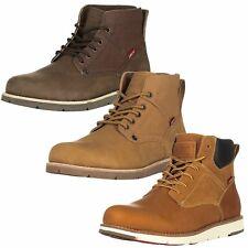 Levi`s Herren Schuhe Schnürboots Herrenschuhe Boots High Top Sneakers 225129
