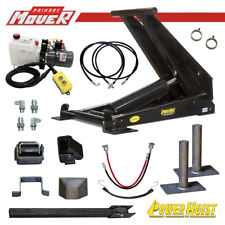 12 Ton 24000 Lb Dump Trailer Hydraulic Scissor Hoist Ph 625