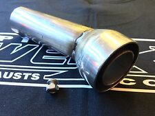 Baffle DB Killer to fit 53mm Akrapovič Angled Outlet Race Exhaust Can Silencer