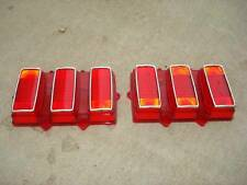 1969 Ford Mustang LED Taillights Super Bright 108 LED's