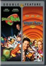 Space Jam / Looney Tunes Back in Action 2xmovies (michael Jordan) DVD Region 1