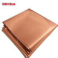 Anti-Radiation Fabric RFID Blocking Lining EMF Shielding Fabric 1.1M *1M *0.06mm