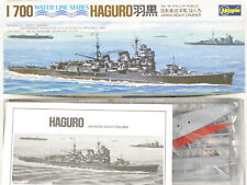 Hasegawa WL.C018 Japanese Heavy Cruiser Haguro 1/700 NEU OVP 1607-15-45