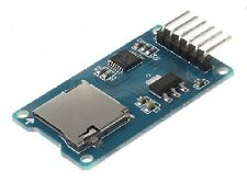 Micro SD Board Reader Mini Storage Card Memory Shield Module Arduino CHIP 16 A