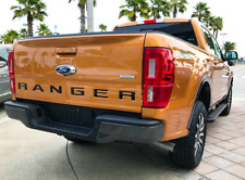 2019-Up Ford Ranger Tailgate Acrylic Letter Kit - 13 Colors!