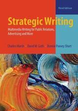 Strategic Writing (3rd Edition) by Marsh, Charles, Guth, David W., Short, Bonni