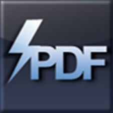 PDF Printer Software Easily Create a PDFs | Full License | Email Delivery