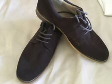 Hush Puppy Brown Suede Casual Shoes US12