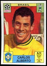 Brasil Carlos Alberto #30 World Cup Story Panini Sticker (C350)