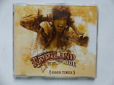 CD 2 TITRES TOMMY LEE Good times  SPV 99763 CDS
