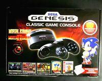 Sega Genesis Classic Game Console, 80 Built In Games, 2 Wireless Controllers