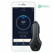 Nonda ZUS smart Quick Charge 2.0 36W 2-port Car Charger Car Locator