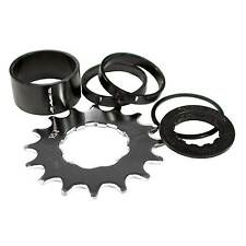 DMR Single Speed Spacer Bike/Cycle Gear 16t Cog Conversion Kit