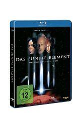 Das fünfte Element [Blu-ray] Bruce Willis, Milla Jovovich * NEU & OVP * KULT