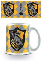 Tazza Originale Harry Potter Tassorosso Hufflepuff Prodotto ufficiale Regalo