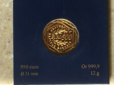 RARE La Semeuse France Gold Bullion Coins 8,500 Euros Over 7 OZ Gold!!!