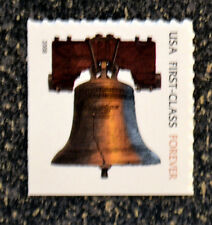 2008USA #4127f  Forever Liberty Bell (SSP) small date Mint  From Vending Booklet