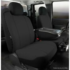 FIA SP88-17BLACK Seat Protector Series Front 40/20/40 Split Seat Cover Black