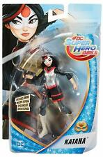DC SUPER HERO GIRLS KATANA / 15 CM / MATTEL