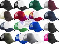 Cappellino RETINA Cappello TRUCKER Uomo RETINA Contrasto REGOLABILE Bicolore CAP