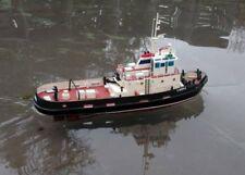 "Genuine, elegant model ship kit by Deans Marine: the ""Yarra"""