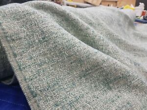 DONGHIA ITALY WOOL SOFT HEAVY UPHOLSTERY FABRIC BTY