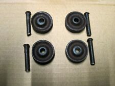 New ListingVintage Set Of 4 Singer Cast Iron Treadle Sewing Machine Wheels & Axle Pins