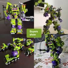 Transformers #DEVASTATOR Blok LEADER wie G1 #Lego Creator Megatron Optimus Prime