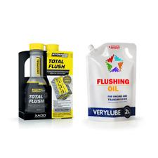XADO Motorreinigungsset-Spülöl Motoröl Motor Reiniger Verschleiß Schutz Additiv