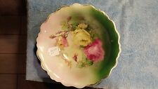 Prince Regent Bavaria Hand Painted Bowl