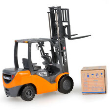 Forklift Truck Construction Vehicle Cars Model Toy 1:20 Scale Diecast with box