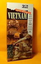 CD BOX Good Morning Vietnam (3XCD) Compilation 60TR 1993 Rock & Roll, Pop Rock