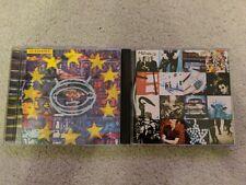U2 - Achtung Baby / Zoorapa CD bundle