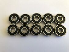 10 pcs 608 2RS oil lube High Quality Ball Bearing ABEC7, 8x 22x 7 mm