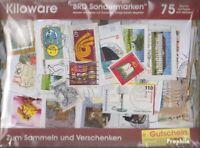 BRD Briefmarken-75 Gramm Kiloware