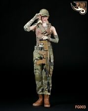 "Fire Girl Toys 1/6 Scale Female Soldier Spnier Clothes Set FG003 For 12"" Body"